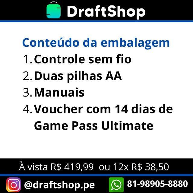 Controle Xbox serie S e Serie X - Foto 2