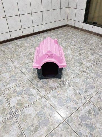 """""Casa para Cachorro Pequena 52 Altura X 45 Largura X 56 Profundidade"""""