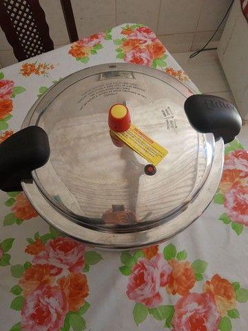 Panela de pressão profissional 22 Litros - Foto 2