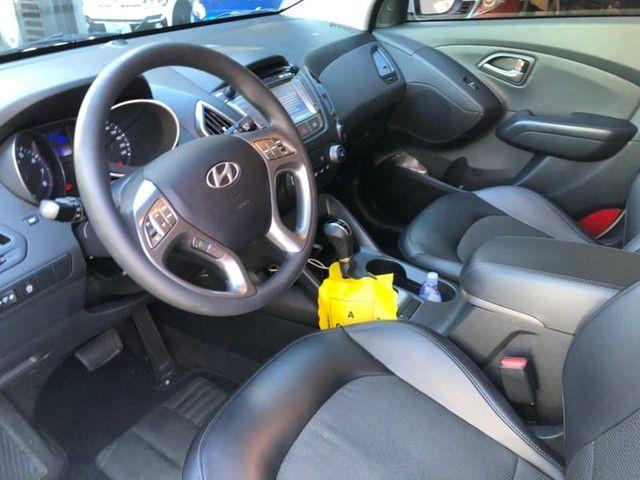 Hyundai HYUNDAI IX35 2.0 MPFI GL 16V FLEX 4P AUTOMÁTICO - Foto 5
