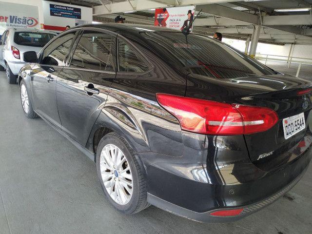 OPORTUNIDADE - Focus Sedan 2.0 Automático - 18/18 - IMPECÁVEL. - Foto 2