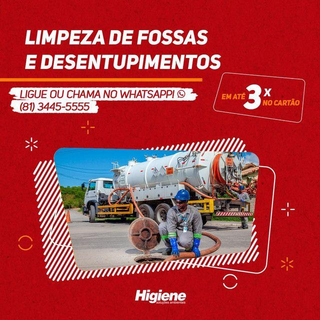 LIMPA FOSSAS E DESENTUPIMENTOS