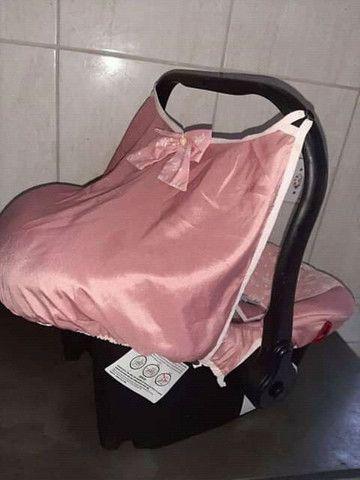 Vendo bebê conforto Tutti, está em otimo estado super conservado! - Foto 2