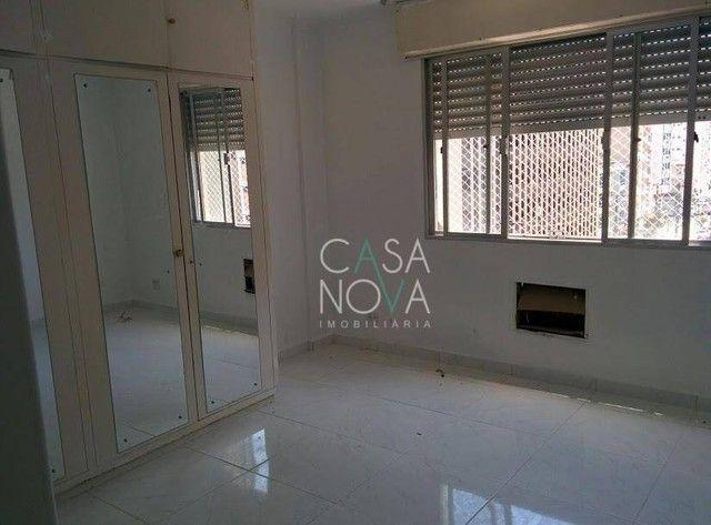 Apartamento com 3 dormitórios à venda, 135 m² por R$ 500.000,00 - Gonzaga - Santos/SP - Foto 15