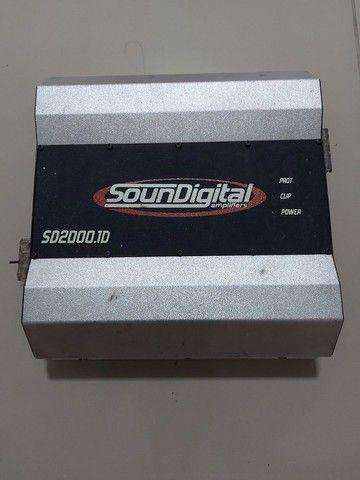 Módulo soundigital 2000 RMS
