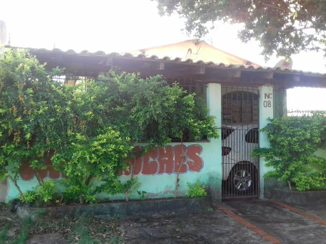 Vendo casa vila popular terreno grande