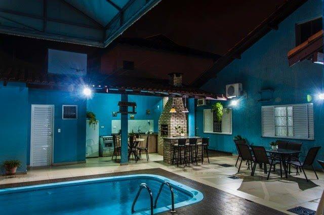 Casa com piscina - Jardim panamá