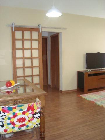Tijuca Apartamento salão varanda 2 dormitórios dependências reversível garagem - Foto 3