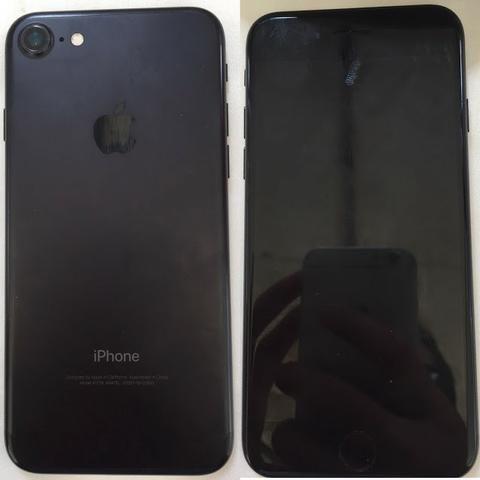IPhone 7 128gb Preto Fosco