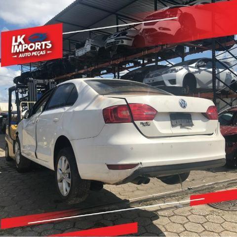 Sucata VW Jetta 2.0 Manual 2011 Retirada De Peças