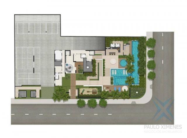 Apartamento com 4 dormitórios à venda, 219 m² por r$ 1.844.900 - aldeota - fortaleza/ce - Foto 6