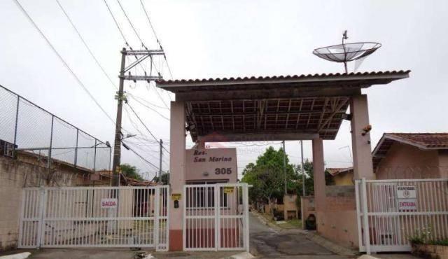 Casa com 3 dormitórios para alugar, 53 m² - san marino - vargem grande paulista/sp - Foto 10