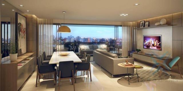 Apartamento com 4 dormitórios à venda, 219 m² por r$ 1.844.900 - aldeota - fortaleza/ce - Foto 19
