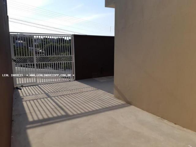 Casa para venda em presidente prudente, parque dos pinheiros, 2 dormitórios, 1 banheiro, 2 - Foto 4