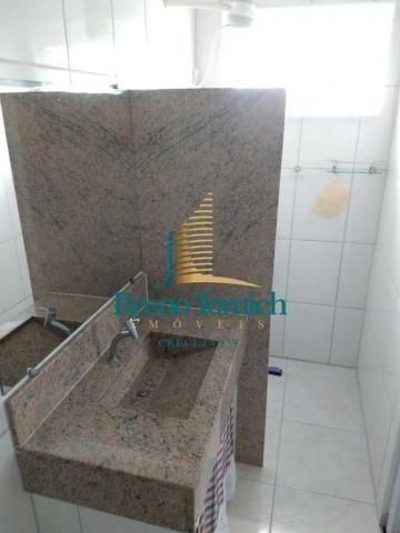 Casa com 2 dormitórios à venda por r$ 280.000 - coroa vermelha - porto seguro/bahia - Foto 14