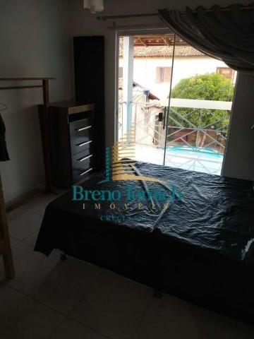 Casa com 2 dormitórios à venda por r$ 280.000 - coroa vermelha - porto seguro/bahia - Foto 18