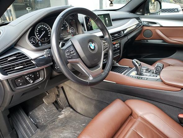 BMW X6 2015/2016 3.0 35I 4X4 COUPÉ 6 CILINDROS 24V GASOLINA 4P AUTOMÁTICO - Foto 14