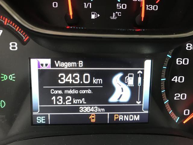Cruze LTZ ll 1.4 Turbo 33mil KM rodado - Foto 12