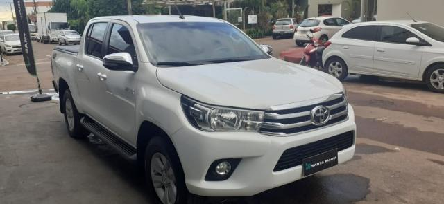 Toyota Hilux Cabine Dupla SRV 4X4 4P - Foto 3
