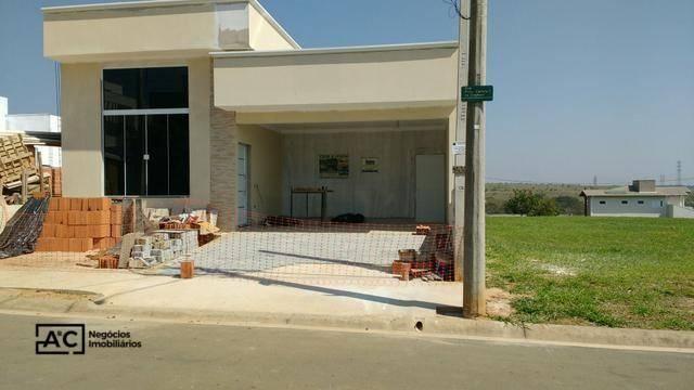 Casa residencial à venda, condomínio jardim de mônaco, hortolândia. - Foto 2