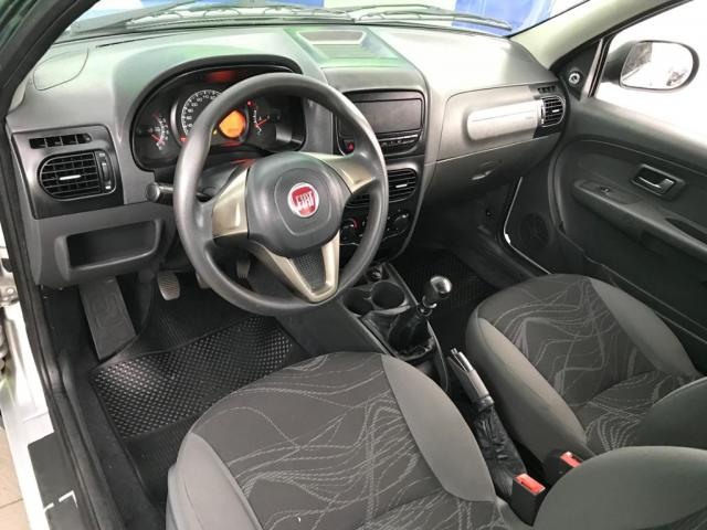FIAT STRADA 1.4 MPI WORKING PLUS CS 8V FLEX 2P MANUAL - Foto 7