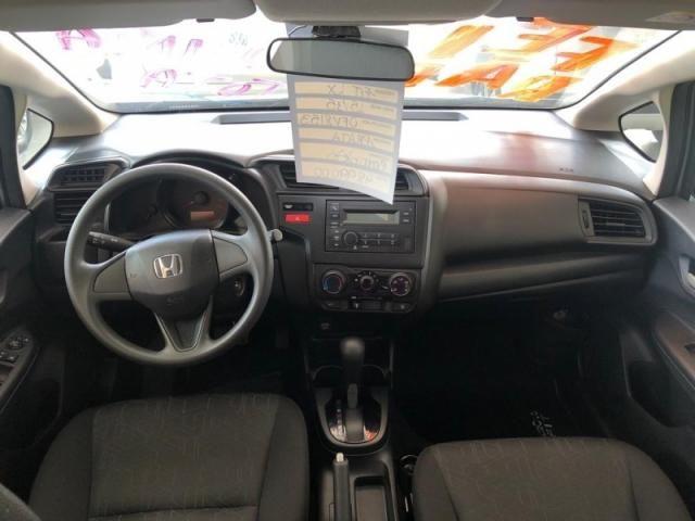 HONDA FIT 1.5 LX 16V FLEX 4P AUTOMATICO. - Foto 4