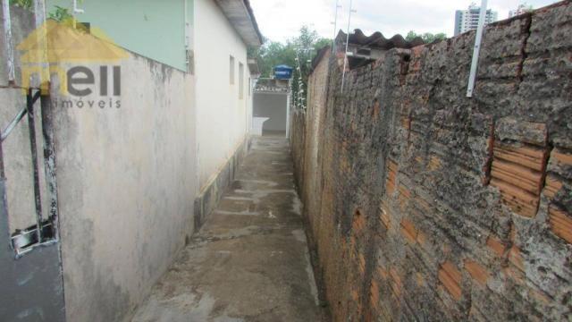 Edícula com 1 dormitório para alugar, 36 m² por R$ 550,00/mês - Vila Malaman - Presidente  - Foto 5
