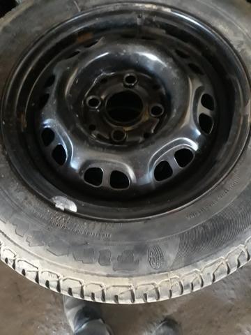 Rodas 13 com pneus