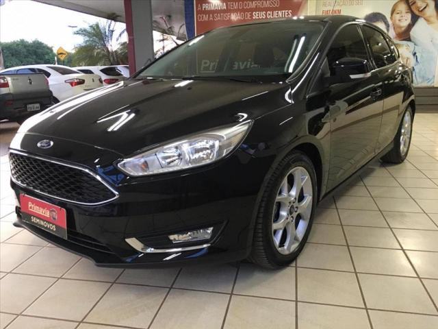 FORD FOCUS 2.0 SE FASTBACK 16V FLEX 4P POWERSHIFT - Foto 2