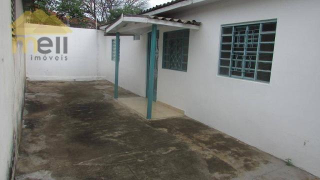 Edícula com 1 dormitório para alugar, 36 m² por R$ 550,00/mês - Vila Malaman - Presidente  - Foto 2
