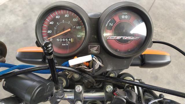 Cg Titan fan 125 preta 2012 já toda nova - Foto 3