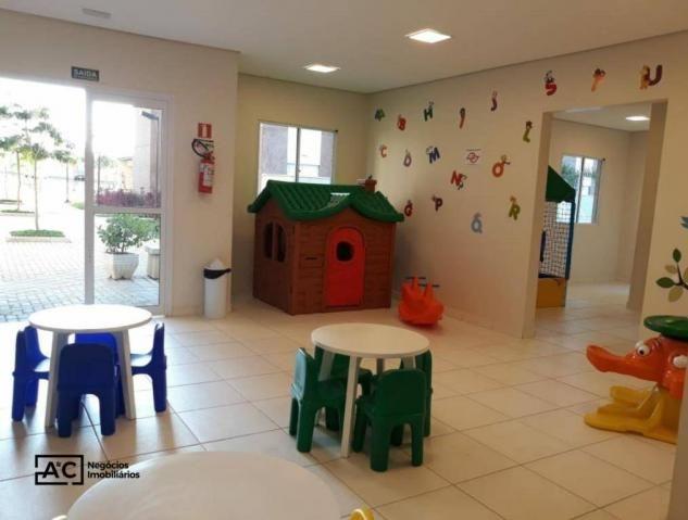 Apartamento residencial para locação, altos de rebouças, sumaré - ap0049. - Foto 15