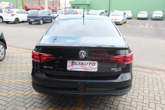 VOLKSWAGEN VIRTUS 1.0 200 TSI COMFORTLINE AUTOMÁTICO 2019 - Foto 14
