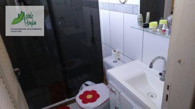 Apartamento com 2 dormitórios à venda, 75 m² por R$ 210.000 - Jardim Meriti - São João de  - Foto 7