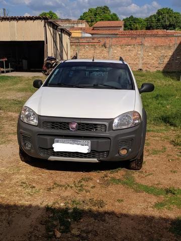 Vendo Fiat Strada 2017 CS