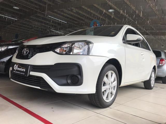 Etios Sedan Flex Impecável