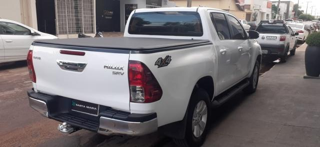 Toyota Hilux Cabine Dupla SRV 4X4 4P - Foto 6