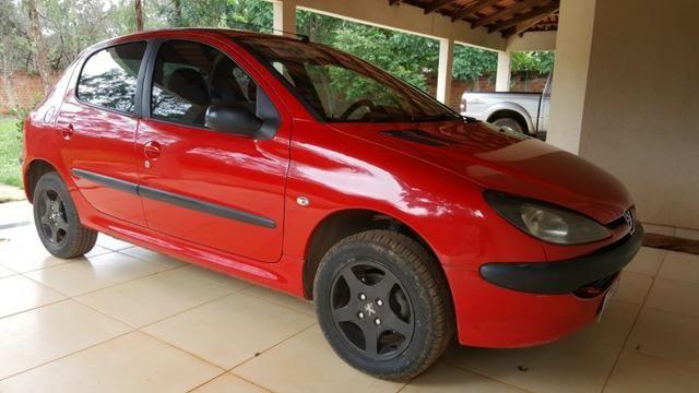 Peugeot 206 1.0 16V - Foto 8