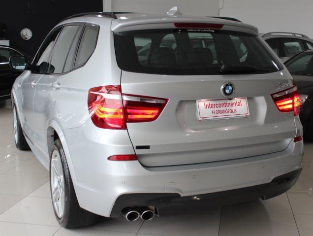 BMW X3 2012/2012 3.0 35I M SPORT 4X4 24V GASOLINA 4P AUTOMÁTICO - Foto 4