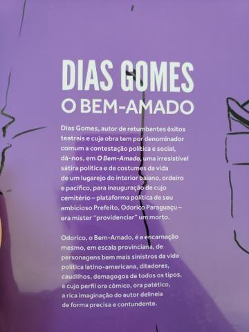 O BEM-AMADO por DIAS GOMES (NUNCA USADO) - Foto 3