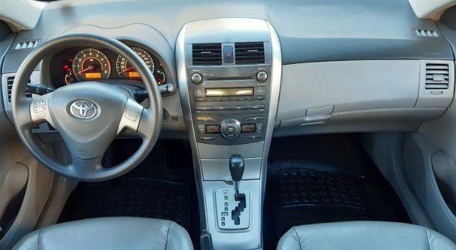 Olha a Oferta Toyota Corolla 1.8 Xei 16V Flex automatico 2009 - Foto 7