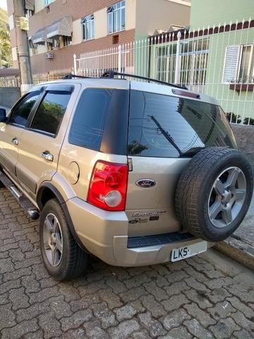 Vendo ou troco Ecosport GNV15m3 embaixo do carro! - Foto 3