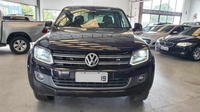 VOLKSWAGEN AMAROK 2016/2016 2.0 HIGHLINE 4X4 CD 16V TURBO INTERCOOLER DIESEL 4P AUTOMÁTIC