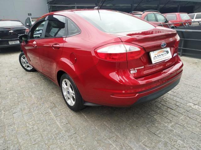 New fiesta sedan 1.6 incriveis 44km carro de garagem! automatico! - Foto 3