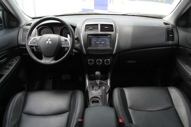 Mitsubishi Asx 2.0 4x2 16v gasolina 4p aut cvt 2016 - Foto 6