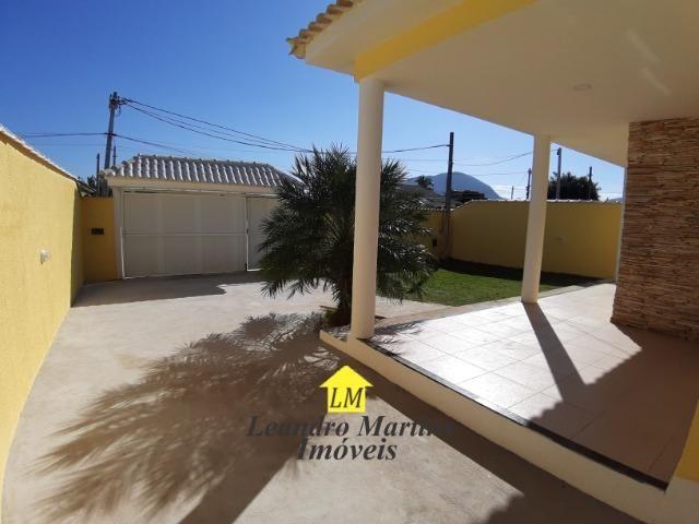 Ótima casa de 3 quartos com terreno de 480 mts em itaipuaçu !! Prox a rua 66 - Foto 5