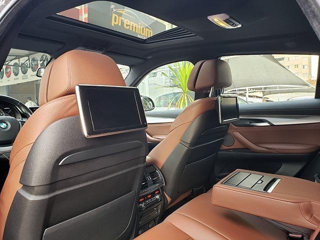 BMW X6 2015/2016 3.0 35I 4X4 COUPÉ 6 CILINDROS 24V GASOLINA 4P AUTOMÁTICO - Foto 18