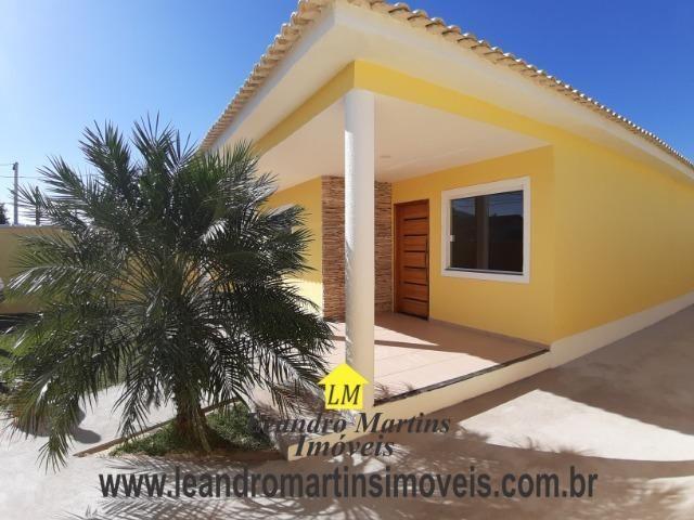 Ótima casa de 3 quartos com terreno de 480 mts em itaipuaçu !! Prox a rua 66 - Foto 4