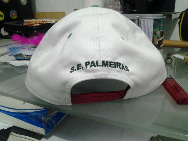 Boné ORIGINAL Família Palmeiras New Era Novíssimo - Bijouterias ... 32cc8432923