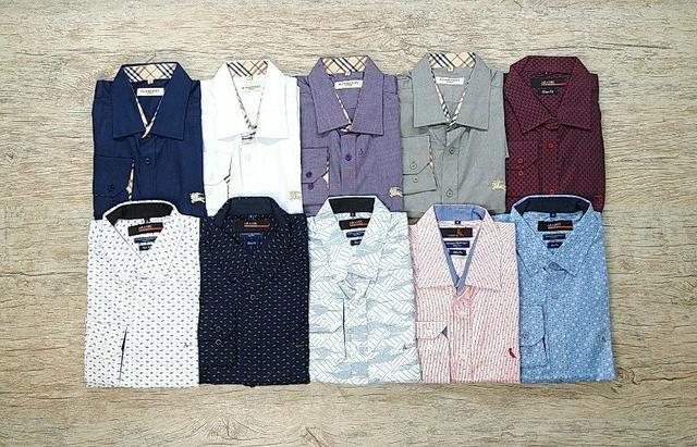 Camisa Social multimarcas(ATACADO) - Roupas e calçados - Pinheirinho ... 718f899f52e20